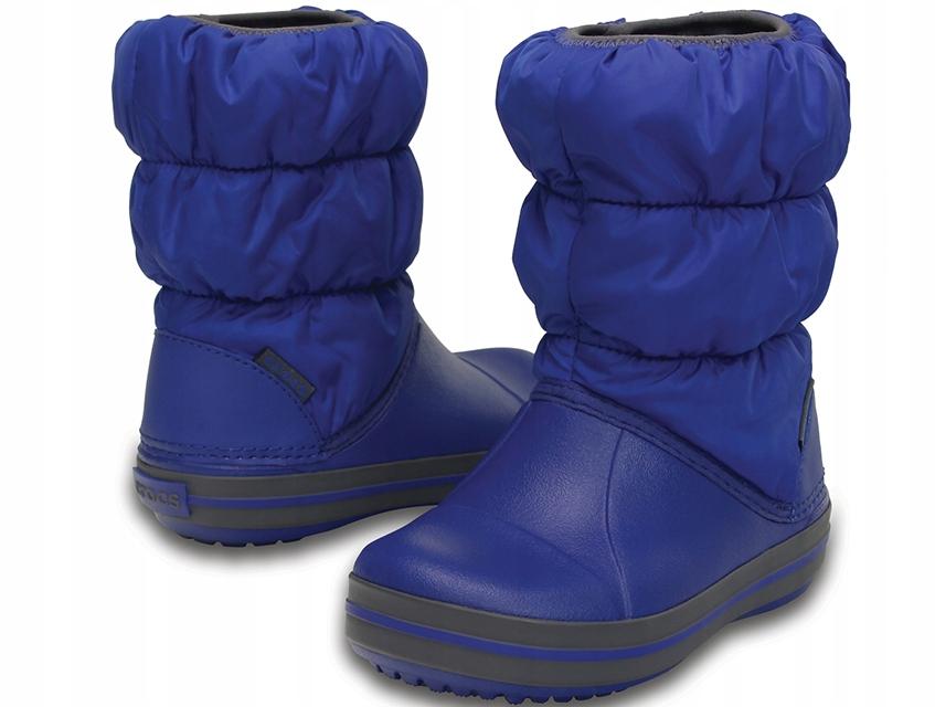Crocs Winter Puff Boot Kids (146134BH) 34-35