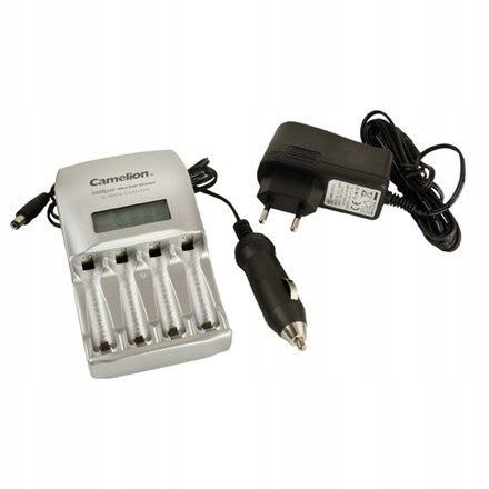 Camelion Ultra Fast Battery Ładowarka BC-0907 1-4