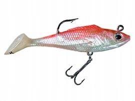 Guma zbrojona Jaxon Magic Fish TX-G 8,5cm Kol: F