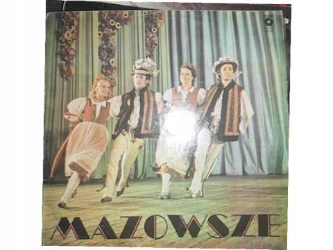 Mazowsze - The Polish Song And Dance - Mazowsze