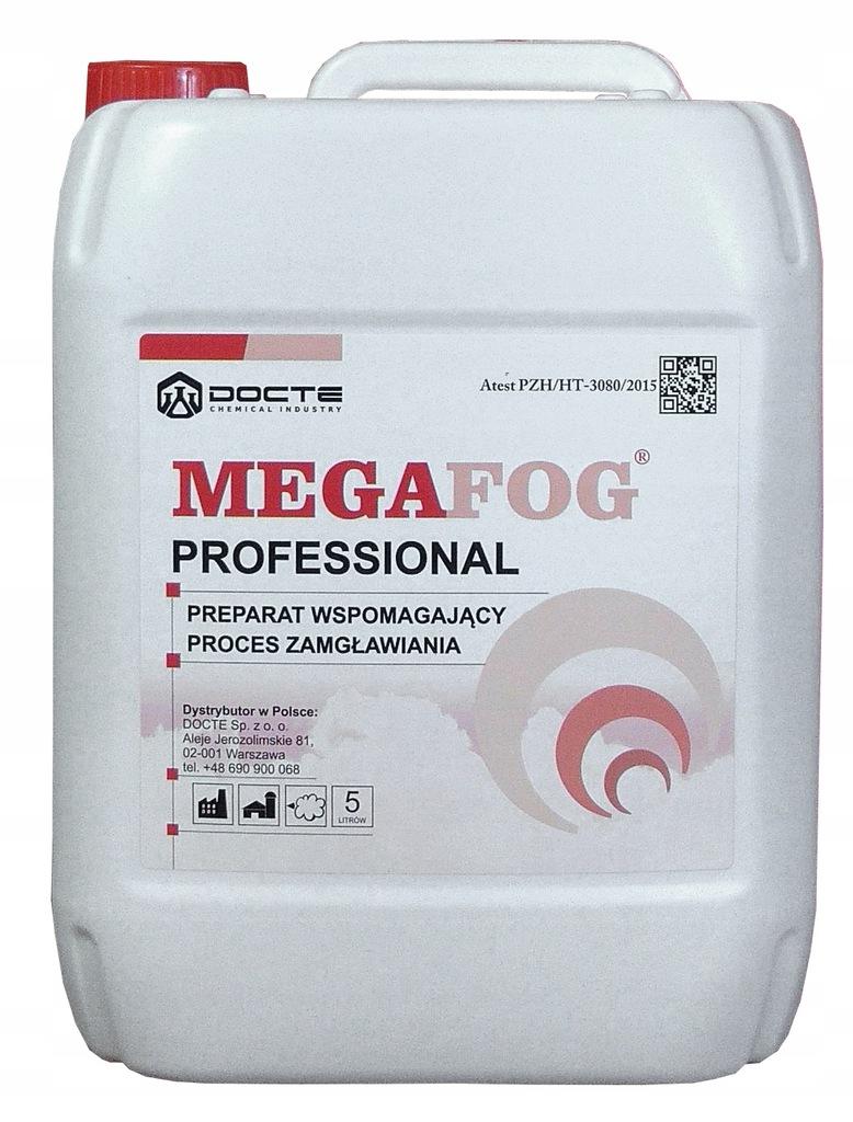 Megafog Professional do zamgławiania, Utrwalacz 5L