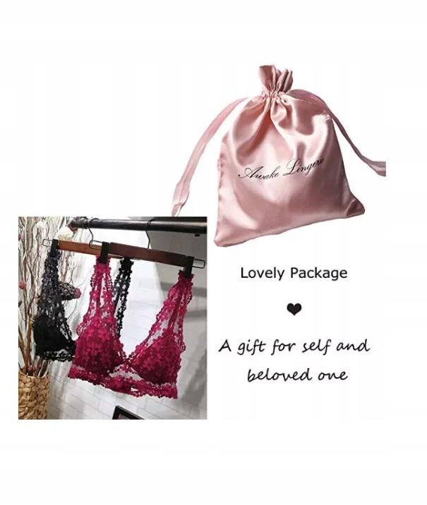 Seksowna bielizna dla kobiet Amore Floral Lace 'S'