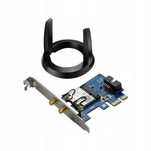 Karta sieciowa Asus PCE-AC55BT Wi-Fi PCI-E AC1200