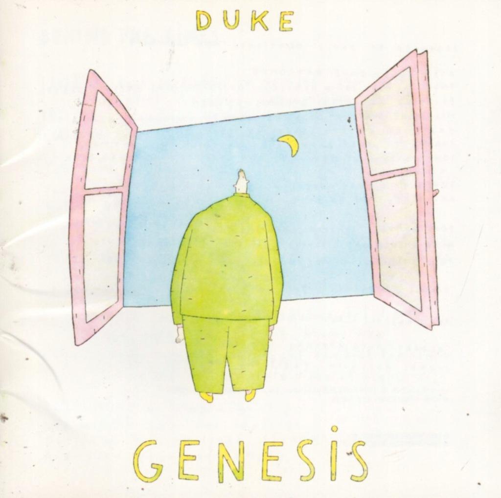GENESIS: DUKE (CD PM 500 UK) STAN BDB