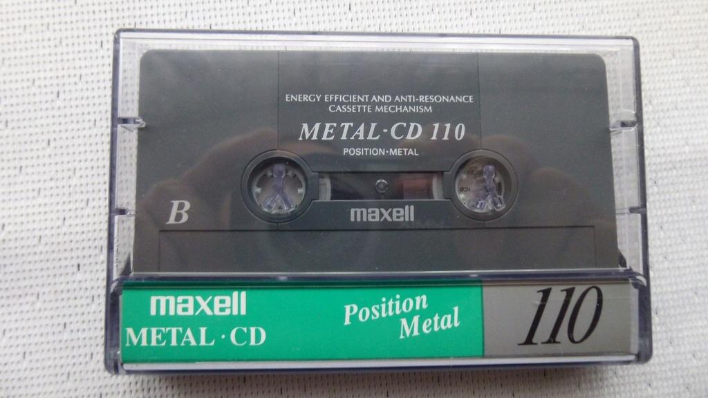 MAXELL Metal-CD 110