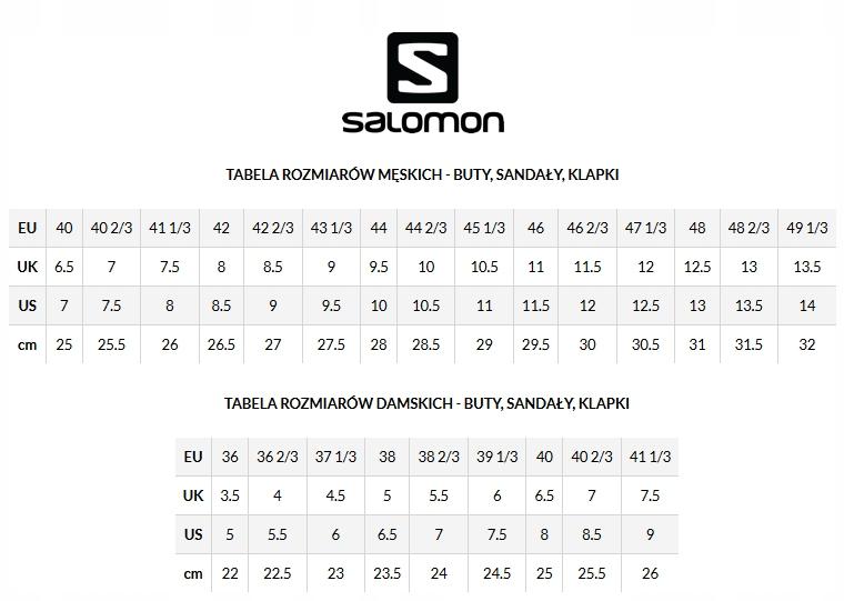 SALOMON Outline L404775 Buty Męskie 46