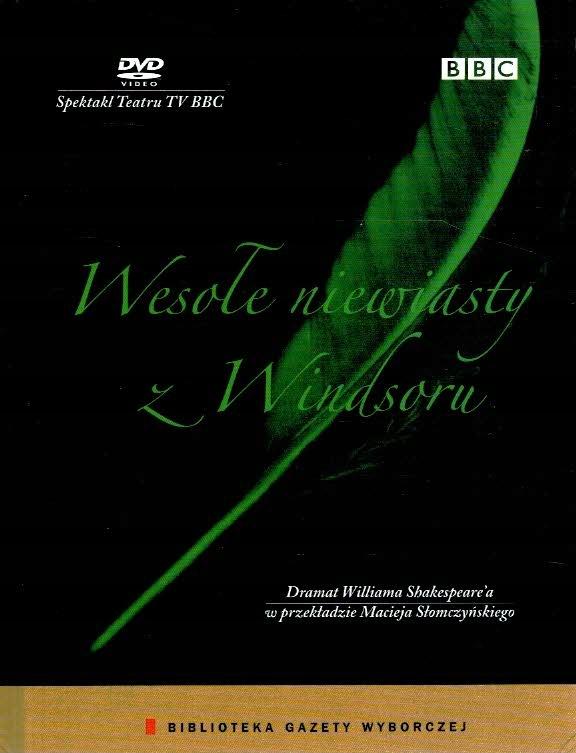 Shakespeare - Wesołe Niewiasty Z Windsoru [DVD] BB