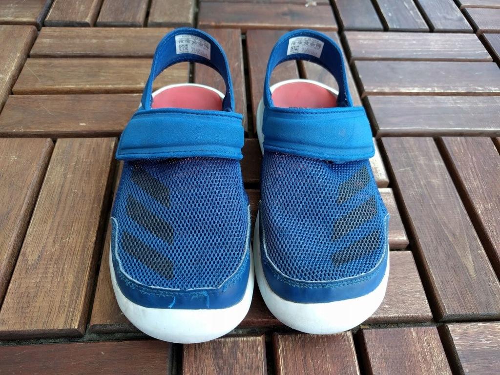 sandały chłopięce 29 adidas
