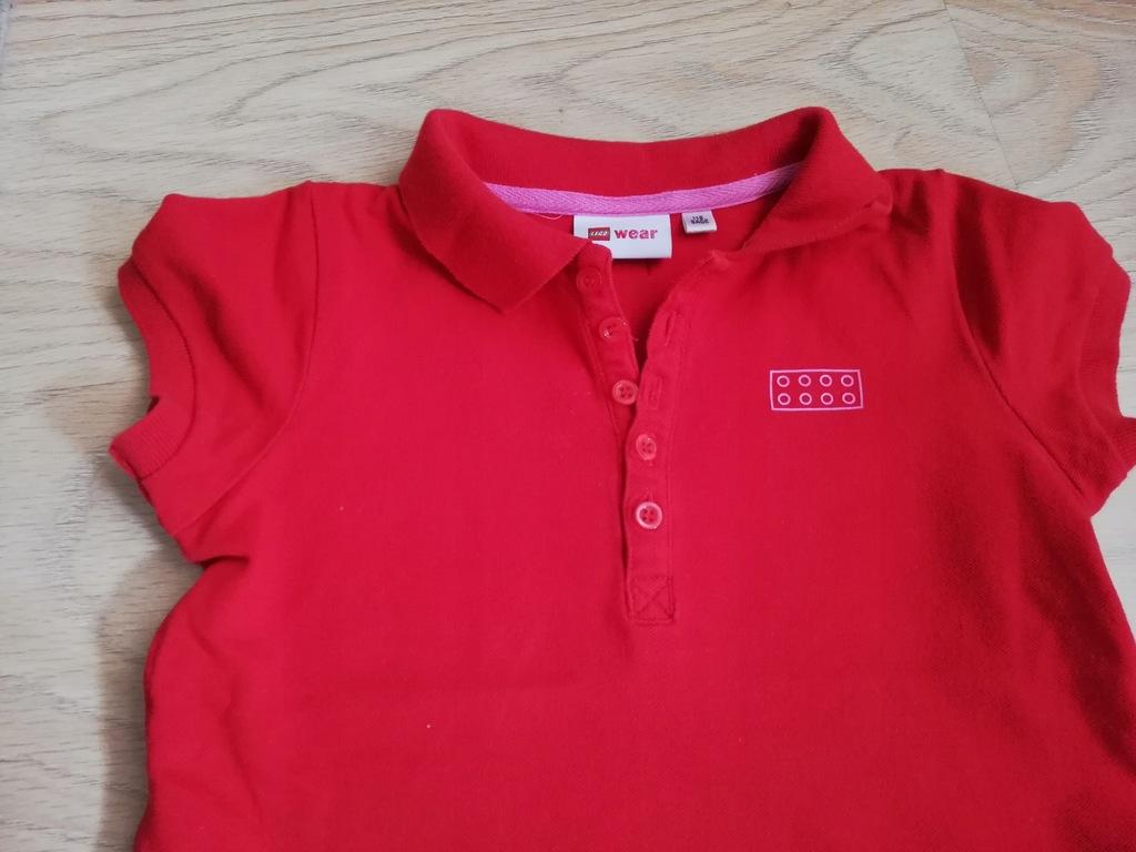 LEGO WEAR koszulka bluzeczka POLO r. 110/116