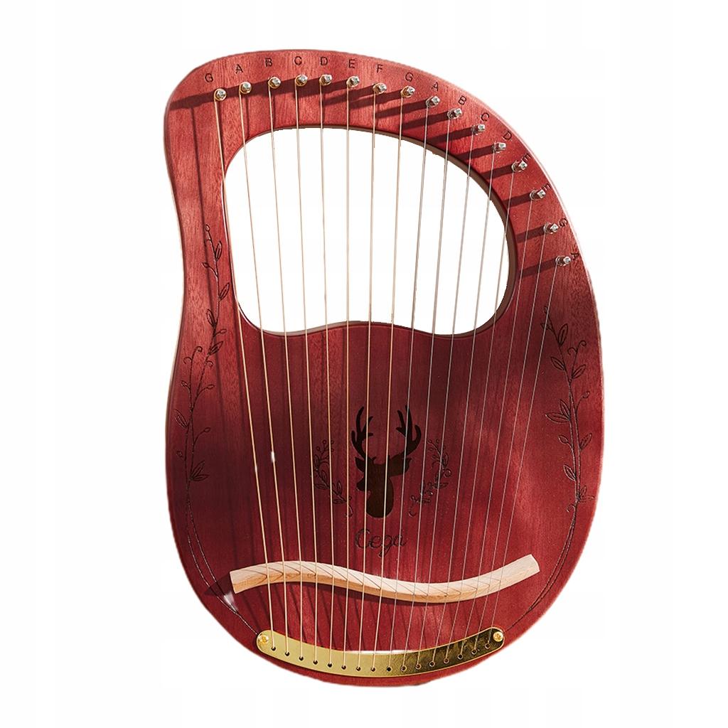 Lyre harp 16 struny - Ekspres do kawy
