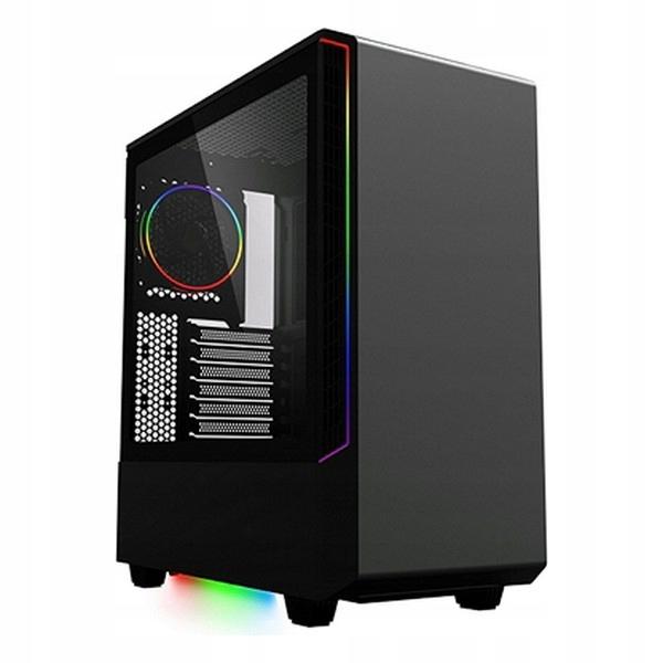 Obudowa do semi-wieży Micro ATX / Mini ITX CoolBo