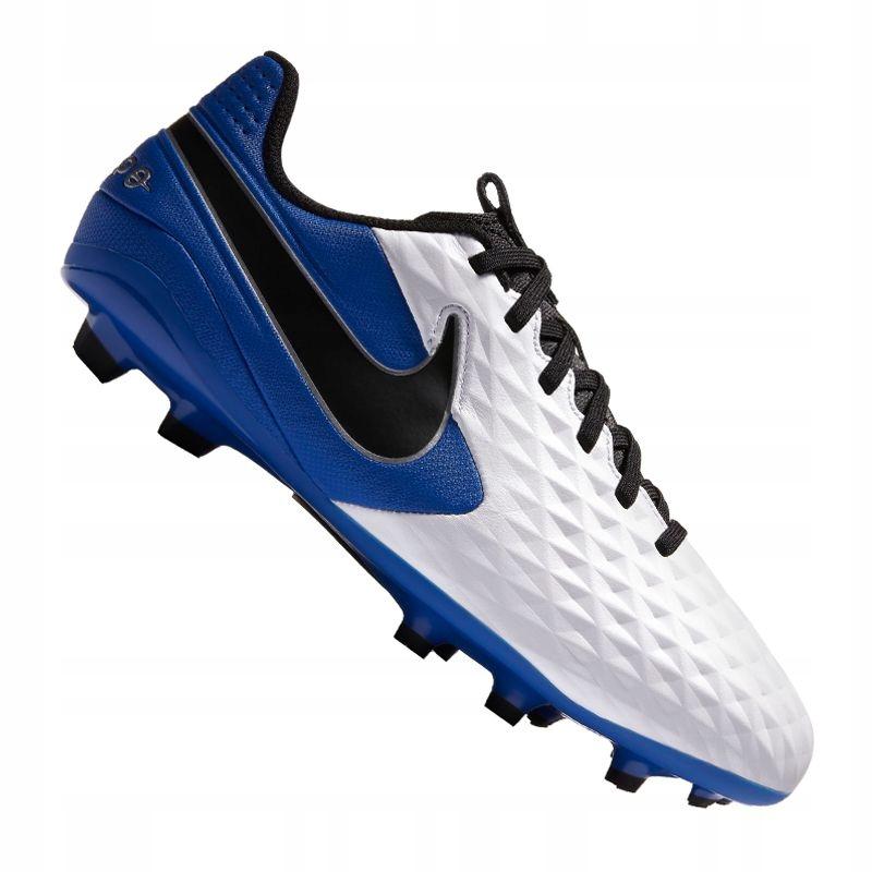 Buty piłkarskie Nike Legend 8 Academy MG Jr AT5732