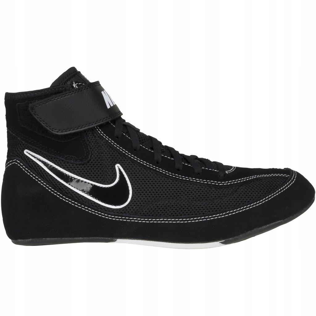 Buty zapaśnicze MMA BOKS Nike Speedsweep 36