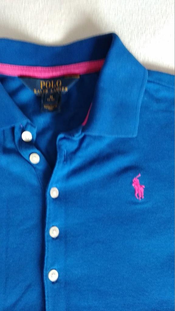 Polo Ralph Lauren i tshirt Hillfiger 8-10lat
