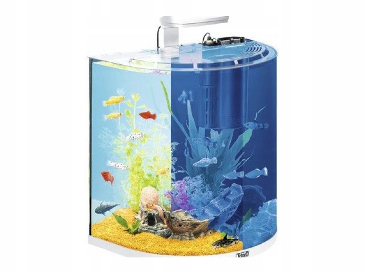 Tetra AquaArt LED ExplorerLine akwarium białe 60L