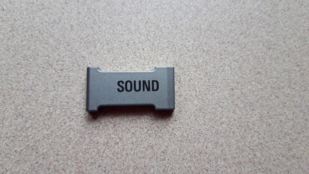 Przyciski do radia Ford Blaupunkt NX - SOUND