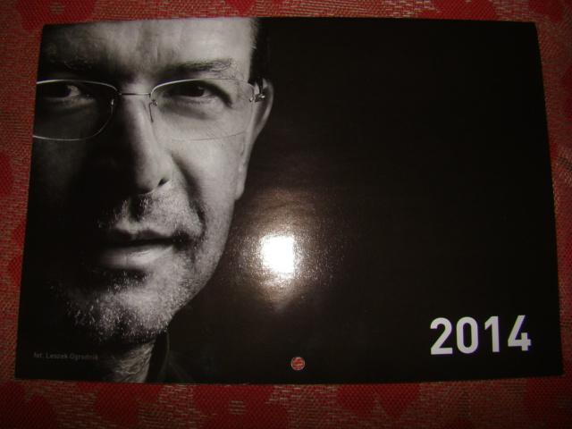 Kalendarz Ścienny Szlachetna Paczka 2014