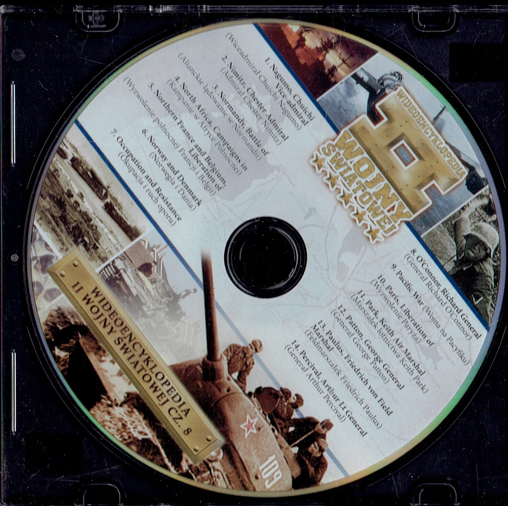 Wideo Encyklopedia II Wojny Światowej 08