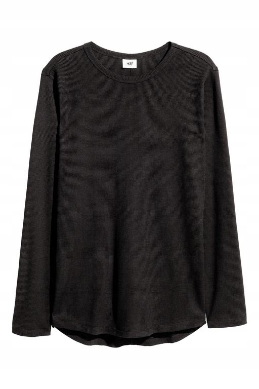 H&M DAVID BECKHAM koszulka z długim rękawem L