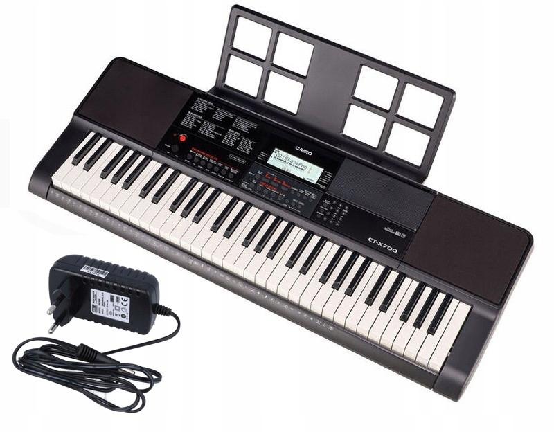 Casio CT-X700 Keyboard Organy