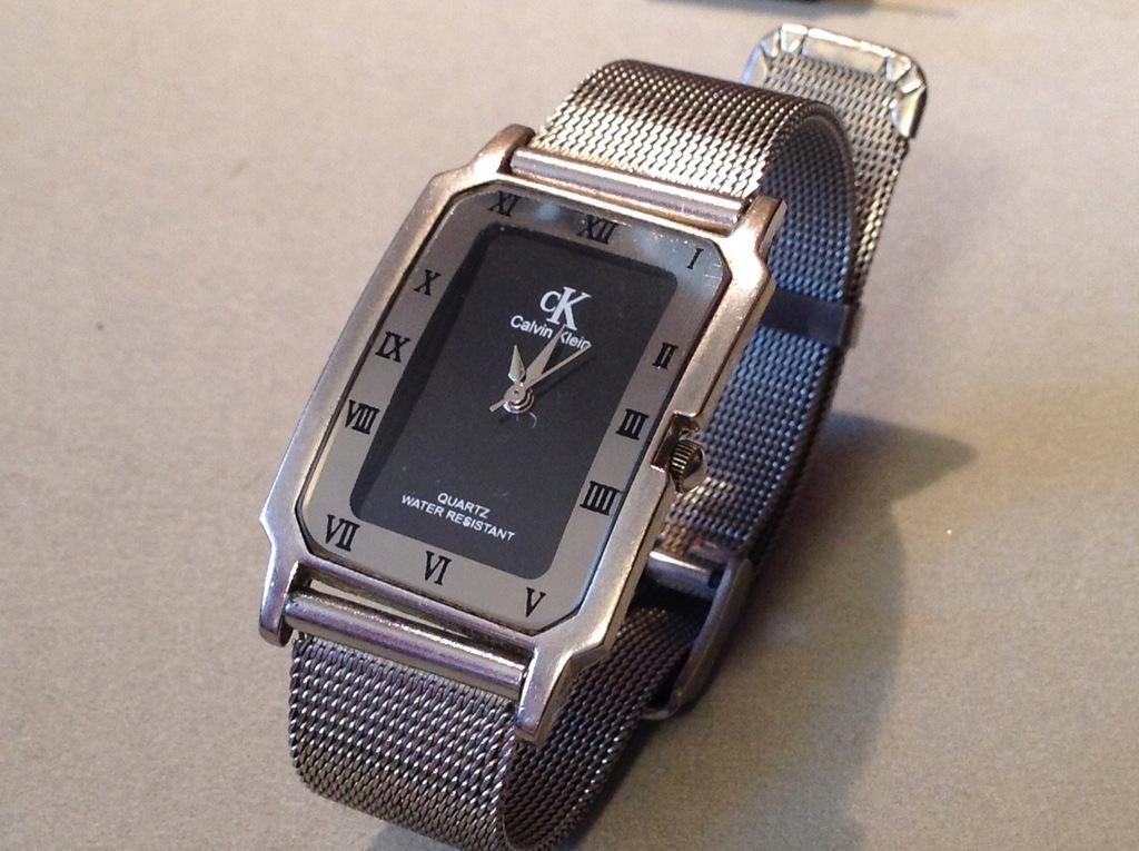 Zegarek Calvin Klein Quartz ETA