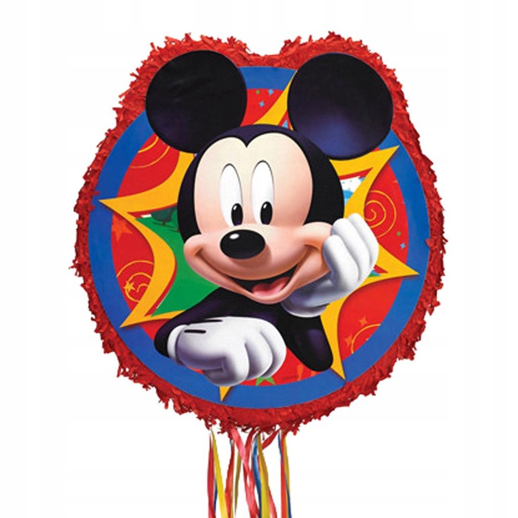Pinata na Urodziny Piniata Pinaty Myszka Mickey