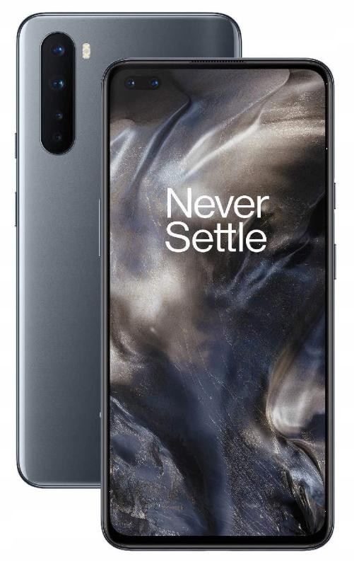 Smartfon OnePlus Nord 8/128 GB szary