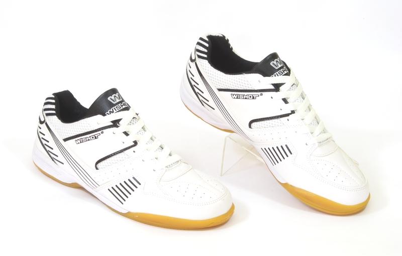 Buty sportowe halówki Wishot WI 23 026 M WH