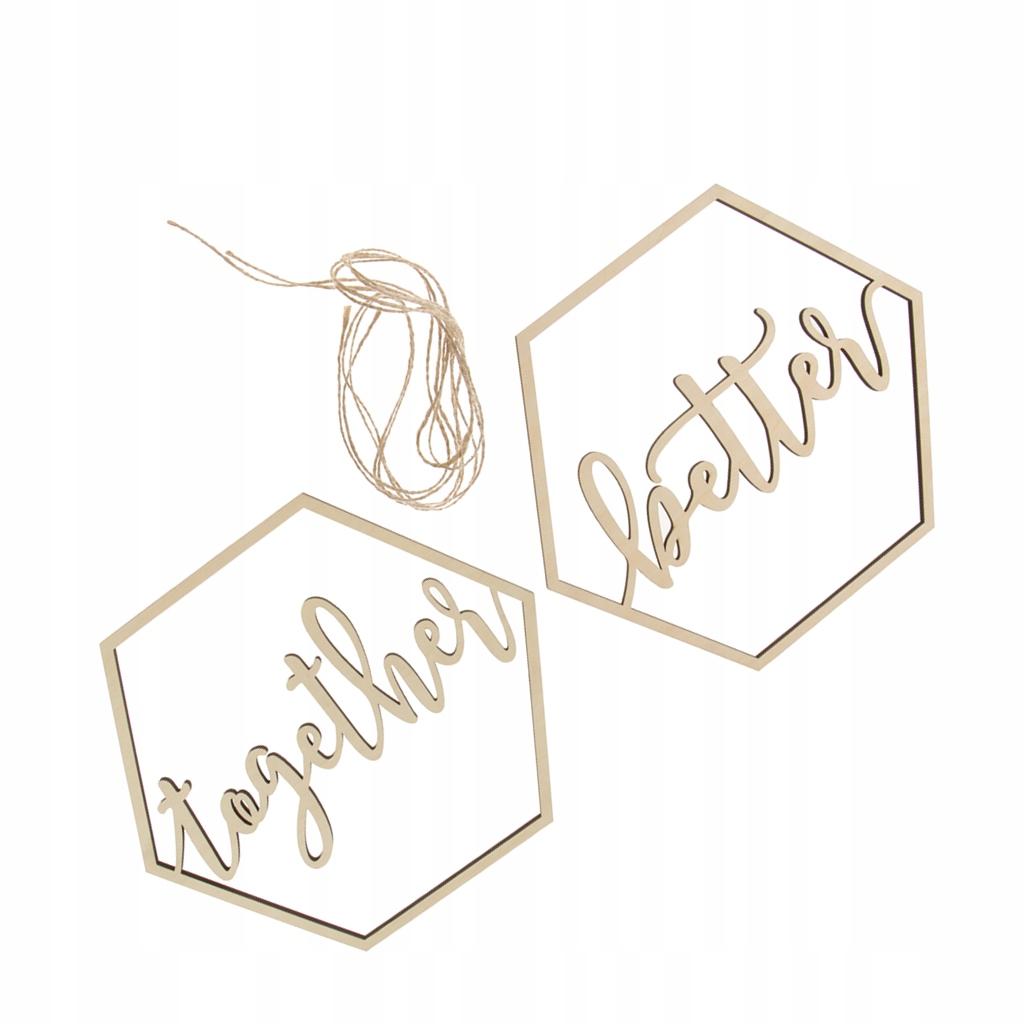 Znaki drewniane krzesło ślubne