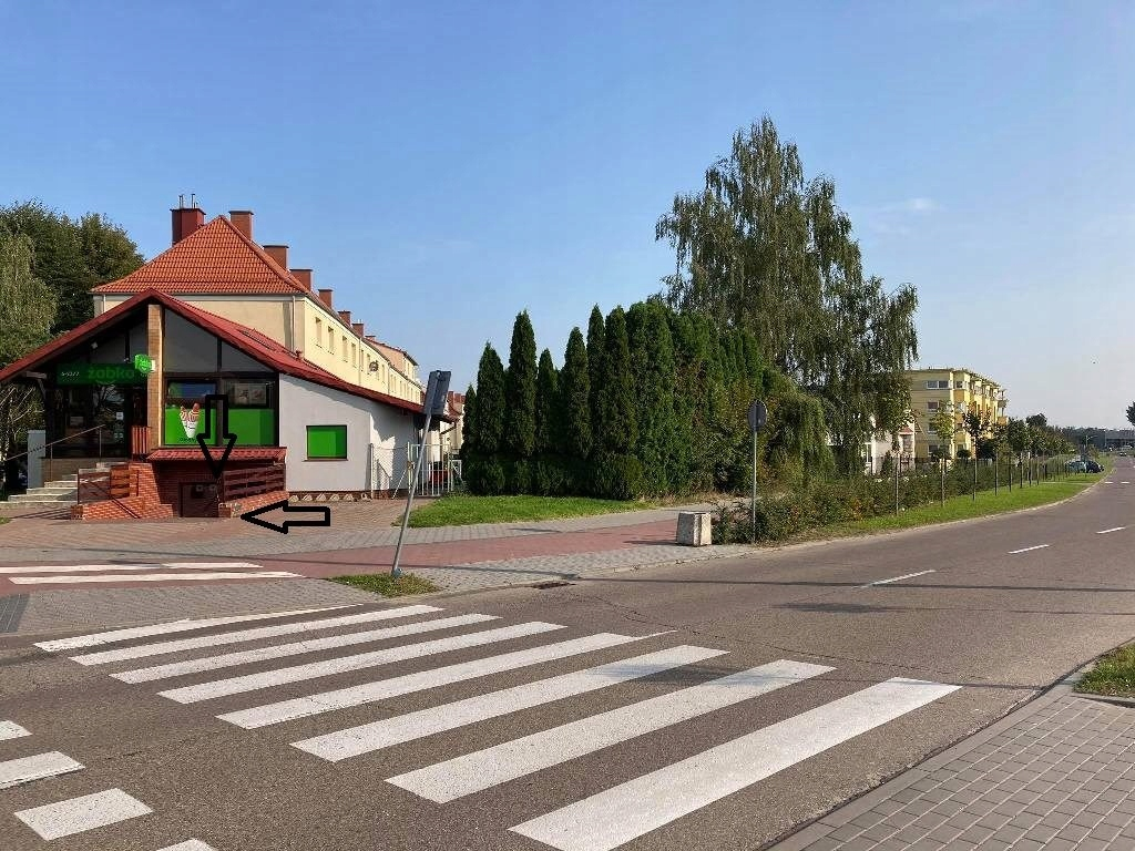 Lokal handlowy, Malbork, Malborski (pow.), 45 m²