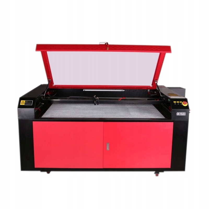 Ploter laserowy grawerka laser CO2 60x90cm 100W
