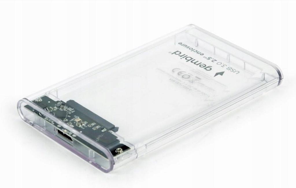 """Obudowa na dysk GEMBIRD EE2-U3S9-6 (2.5""""; USB"""