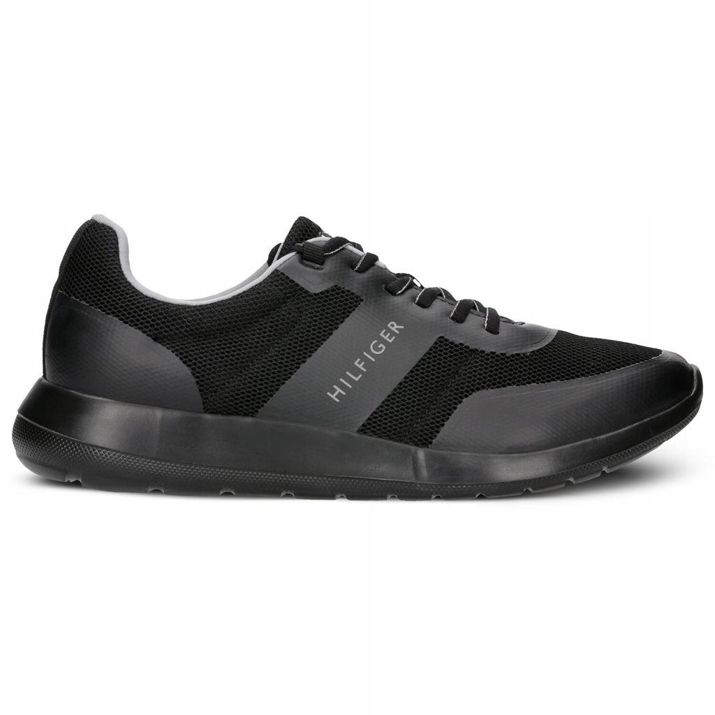 TOMMY HILFIGER Sneakersy adidasy trampki buty R.43