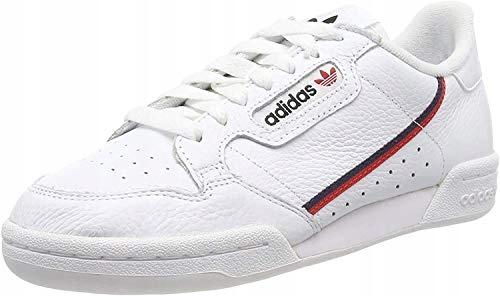 Tenisówki męskie 44 adidas Continental 80 białe