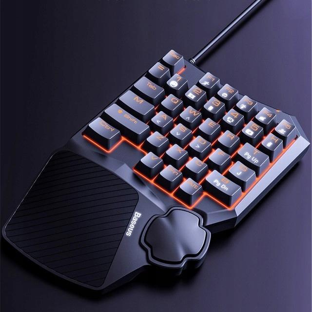 Adapter do gier Gamepad Kontroler Klawiatura+Mysz