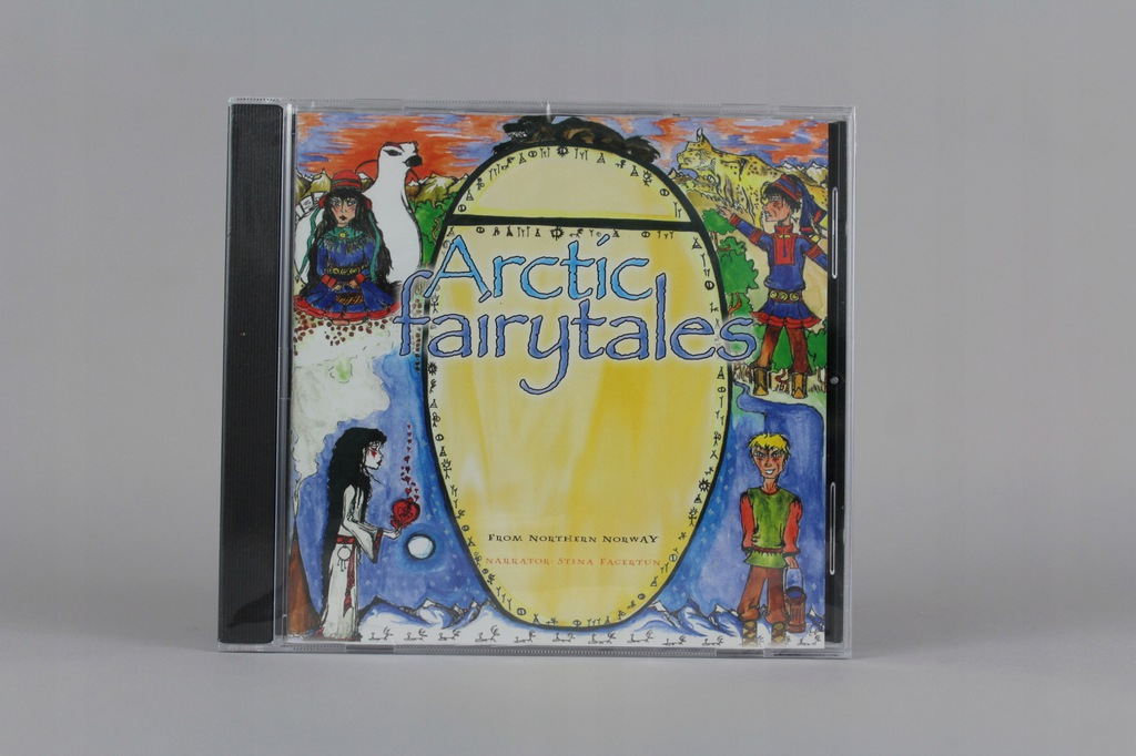 Arctic Fairyland - From Northern Norway NOWA