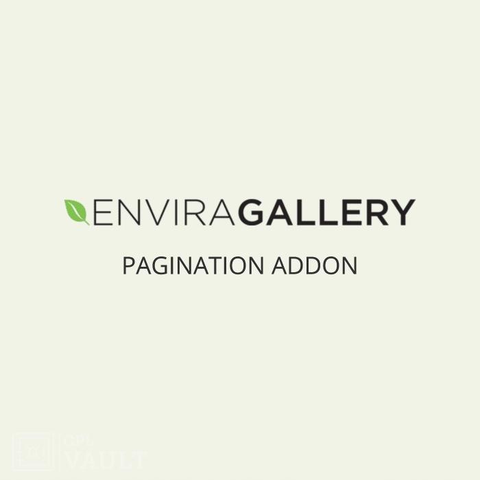 Wtyczka WordPress Envira Gallery Pagination Add-On