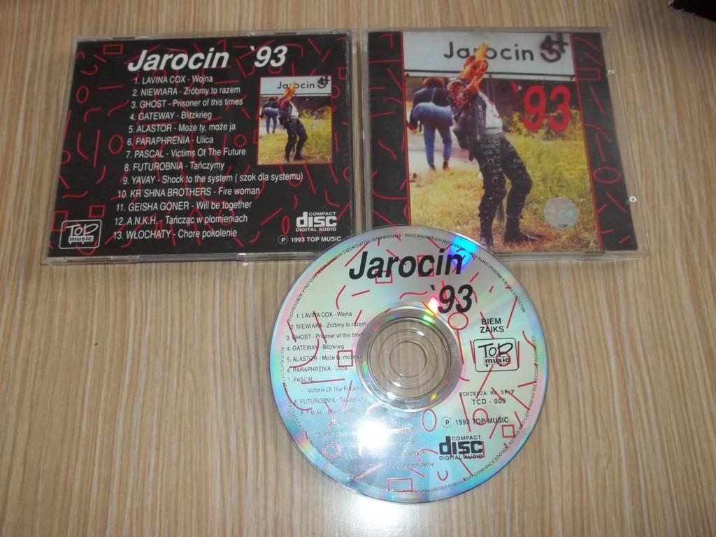 JAROCIN 93 / WŁOCHATY + GRATIS: 4 X SMAR SW