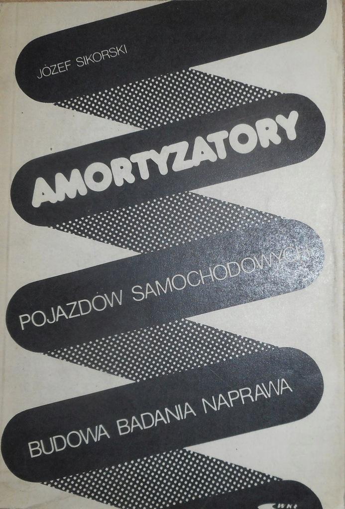 Amortyzatory pojazdów samochodowych Sikorski - 8309441535 - oficjalne  archiwum Allegro