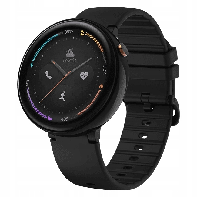 Xiaomi Watch Amazfit Nexo Czarny Black