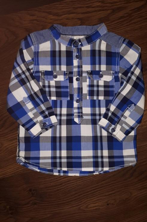 Koszula kratka HM 6-9 74