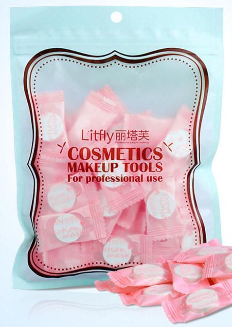 Litfly Koreanska Maska W Tabletce 100 Bawelny 7011400226 Oficjalne Archiwum Allegro