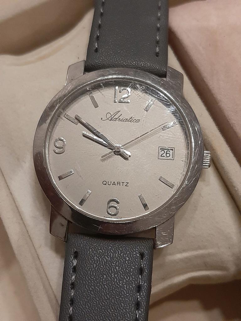 Zegarek męski kwarcowy Adriatica
