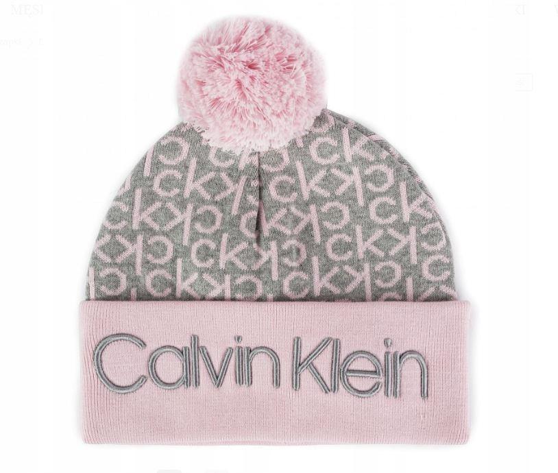 Calvin Klein czapka damska K60K605912-TEA
