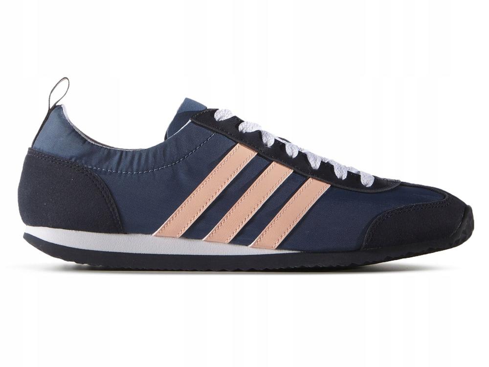 buty Adidas damskie granatowe AQ1520 sportowe