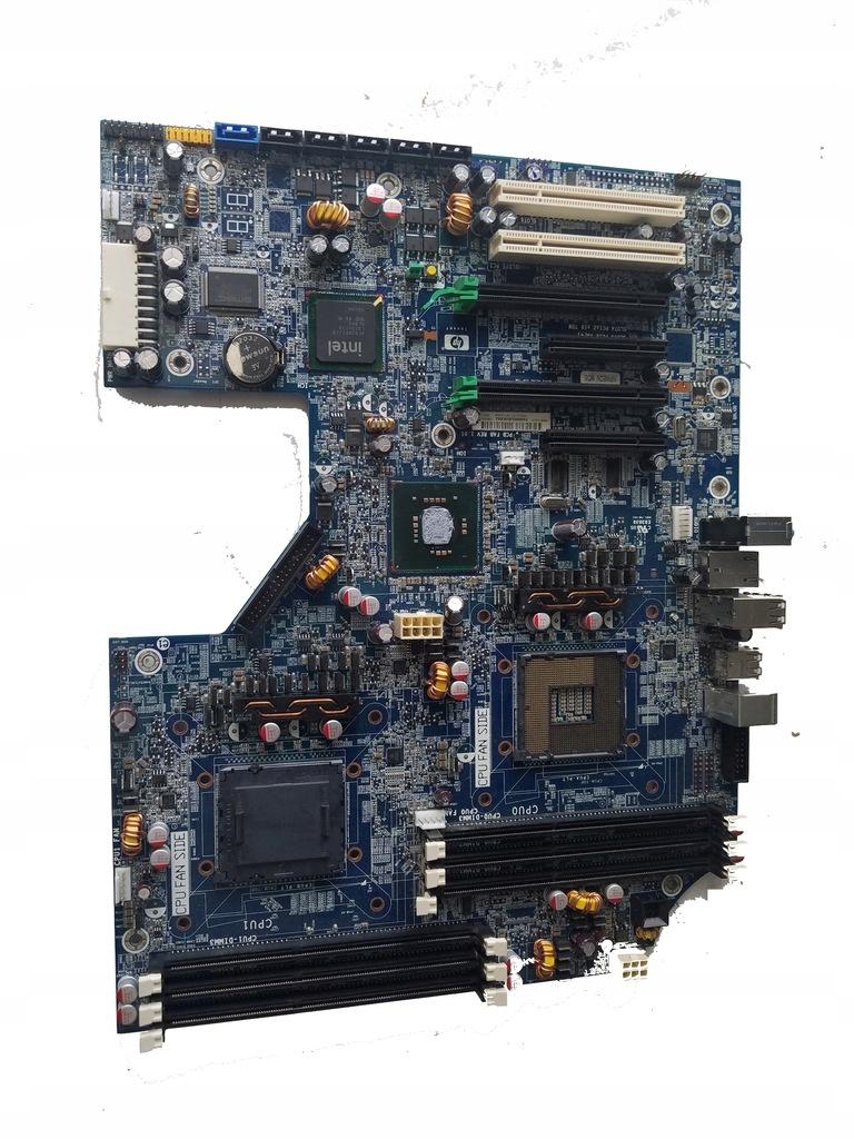 HP WORKSTATION Z600 PŁYTA GŁÓWNA +PROCESOR E5530