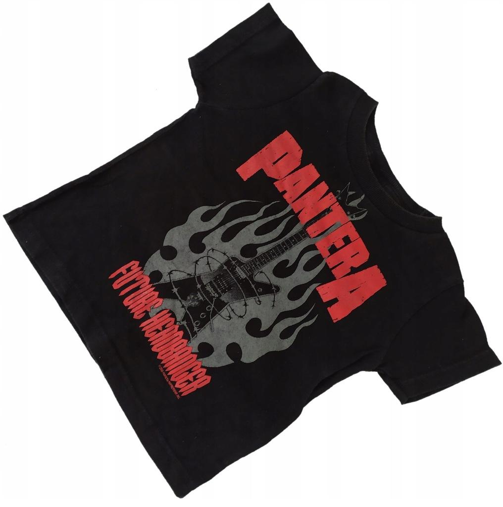 Koszulka 3 4 lata rock Metal Pantera