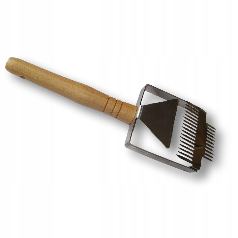 Odsklepiacz widelcowy NOWY podwójne zęby - HIT!