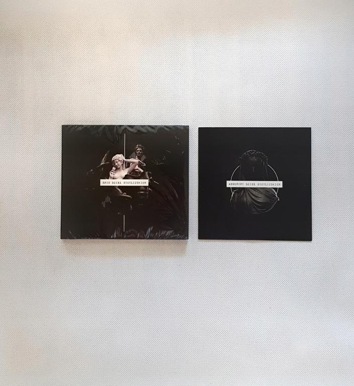 Płyty duetu Avi & Louis Villain