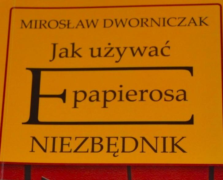 E-DYM WOŚP poradnik e-papieros Mirosław Dworniczak